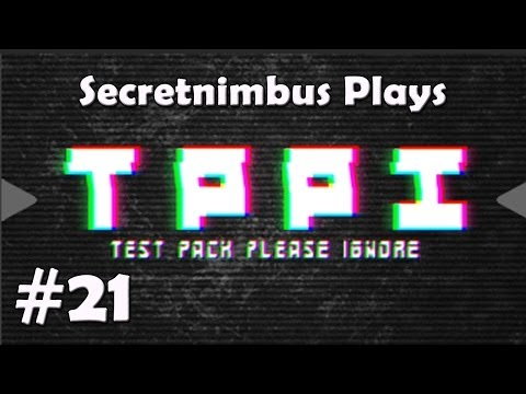 Let's Play Minecraft FTB TPPI #21 - Stupid Incorrect NEI Recipes