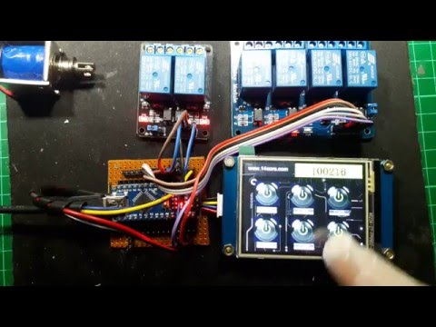 Turn ON an LED with a Button and Arduino Tutorial #4