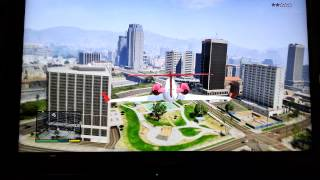 How to get the fighter jet in GTA V