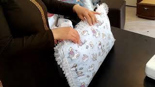 Sürpriz Yastık (bebekler için üçlü set)