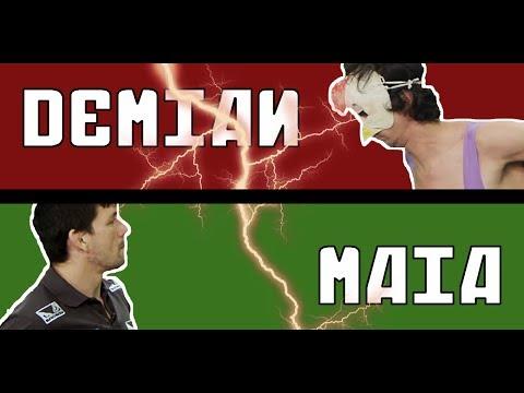O ÚLTIMO PROGRAMA DO MUNDO #13: Demian Maia