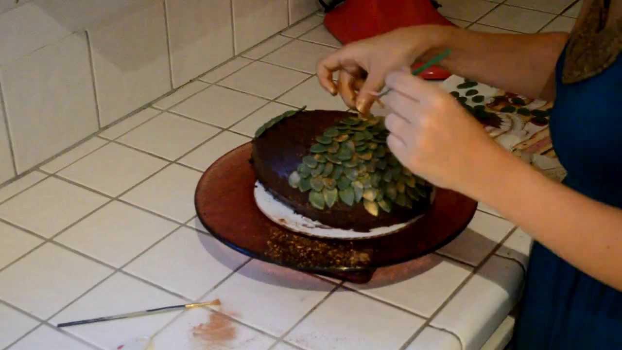 Game Of Thrones Dragon Egg Cake