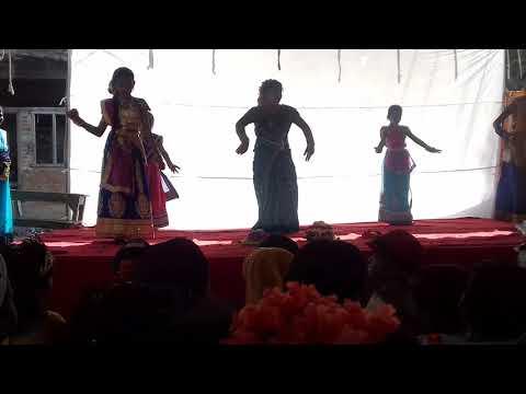 Chini ma bathukamma dance performance