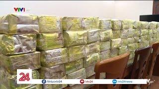 Triệt phá đường dây ma túy buôn 300 kg ma túy đá xuyên quốc gia | VTV24