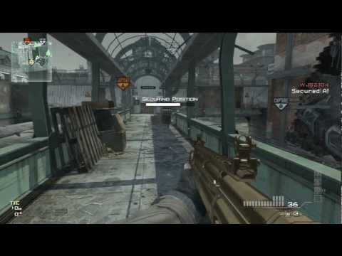 MW3 - KSG M.O.A.B. (Domination tips) [Dutch Commentary]