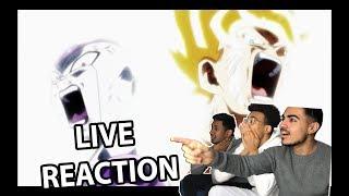 DRAGON BALL SUPER EPISODE 131 FINAL - LIVE REACTION FR