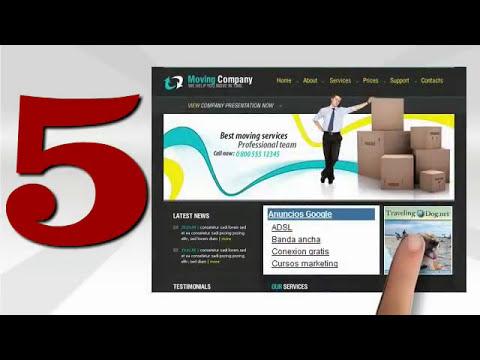 Como ganar dinero con Google AdSense, en 3 minutos. www.explainers.tv