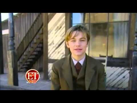 Leonardo DiCaprio young actor to mega star.