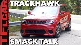 Track Hawk Review: The World