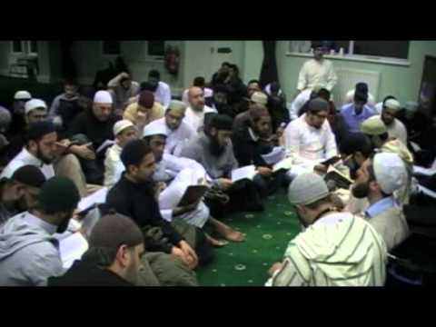 Salawat Ala Nabi And Dalail Ul Khairaat- Tasting The Sweetness Of Imaan, Al-mustafa Centre,bradford video