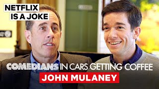 John Mulaney & Jerry Seinfeld Compare The News To Star Wars | Netflix Is A Joke