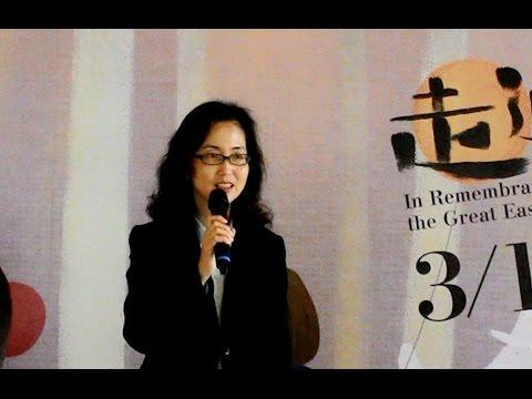 民報之聲 高雄電影館長劉秀英與談走過311影展