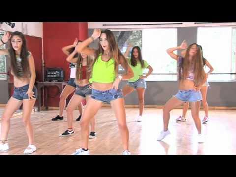 Coreografía De Danza Kuduro (de Frente)  tkm Argentina video