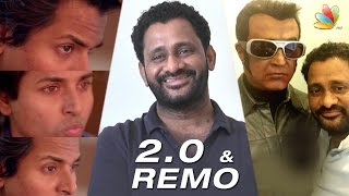 Resul Pookutty Interview on Sivakarthikeyan's Remo and Rajini's 2.0 | Remo Teaser