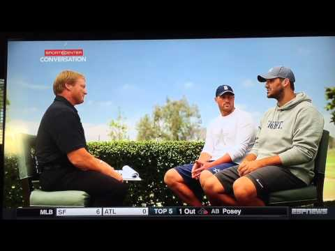 Tony Romo and Jason Witten interview