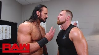 Is Seth Rollins trying to recruit Drew McIntyre into The Shield?: Raw, Sept. 24, 2018