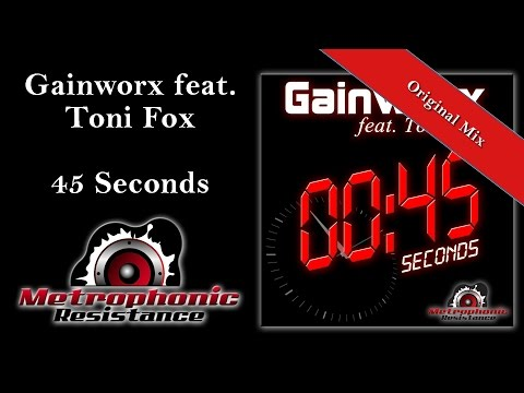 Gainworx feat. Toni Fox - 45 Seconds (Original Mix) FUTURE TRANCE VOL. 61