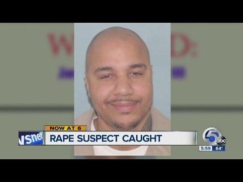 6pm Rape Suspect In Custody video