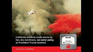 Agenda 21 movie - California Wildfires - Fact vs Fiction