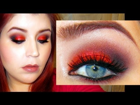 ♥ Red Hot Sexy Eyes For Valentine's Day ♥ video