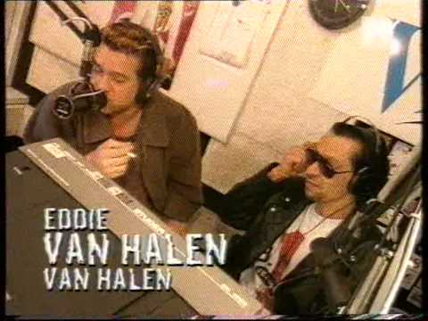 Van Halen brothers 1995 in Dutch radio show (RARE) - part 1
