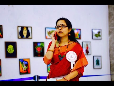 'Sarga'- A Glass Painting exhibition by The Artistry Diaries [Highlights]