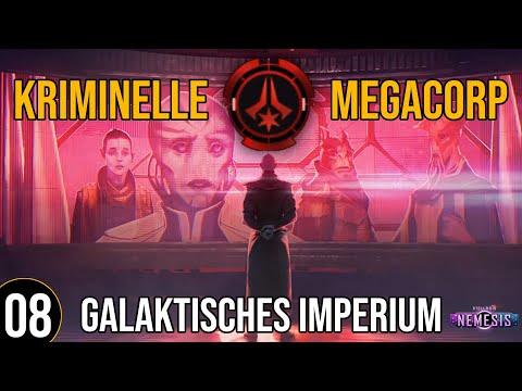 Das Streben nach Bedeutung | 08 | Galaktisches Imperium | Stellaris NEMESIS | Let's Play