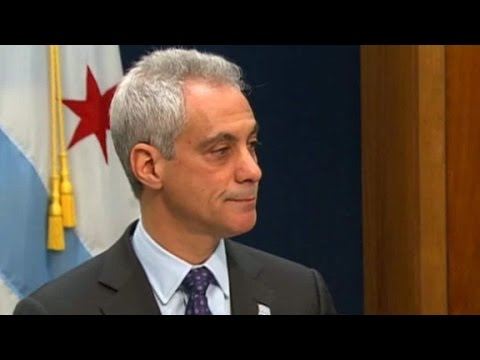 Chicago Mayor Rahm Emanuel asks city's top cop to re...