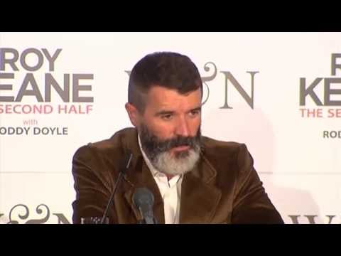 Roy Keane - The Second Half - Full press conference (9/10/14)