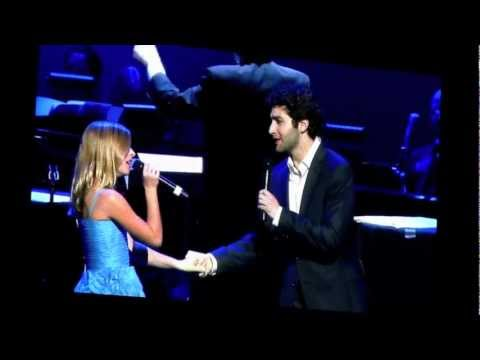 The Prayer - Jackie Evancho & Josh Page - Nokia Theatre LIVE