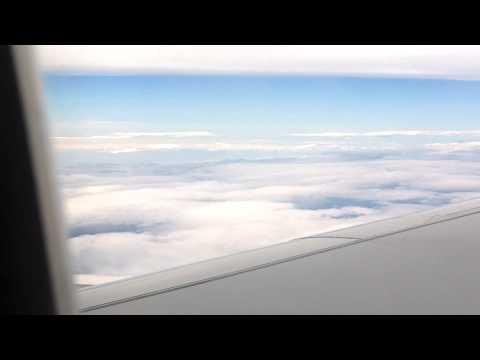 CI-101 Narita to Taoyuan 2014-8-9 over typhoon HALONG part 3