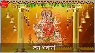 Navratri Special  Whatsapp Status  Leke Pooja Ki T