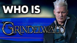 Who Is Gellert Grindelwald? | Fantastic Beasts