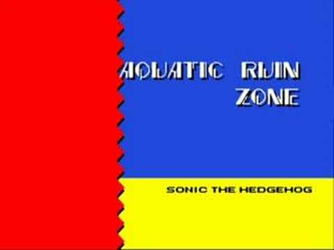 Sonic 2 Music: Aquatic Ruin Zone