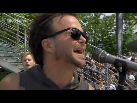 The Rasmus - In The Shadows (ZDF-Fernsehgarten - 2017-06-04)