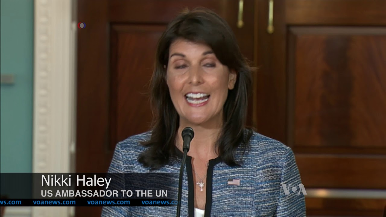 US to Continue Human Rights Efforts Outside the United Nations