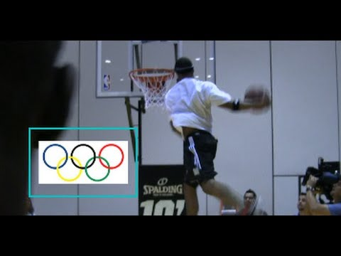 Olympic Dunk Mix :: Dunking Should Be an OLYMPIC Sport!