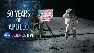 NASA Science Live: 50 Years of Apollo
