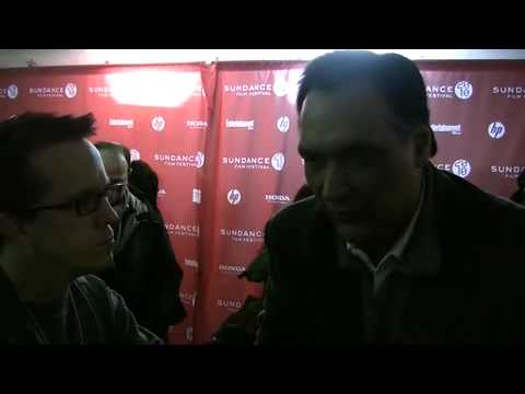 Jimmy Smits talks about Mother and Child Video