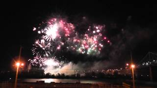 Montreal Fireworks Competition 2015 Part 1