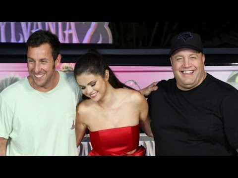Adam Sandler and Kevin James Talk 'Sexist' Selena Gomez Pic