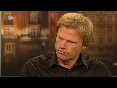 Oliver Kahn | Interview nach Karriereende