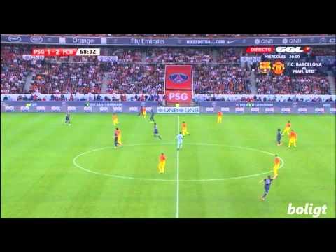 Marco Verratti vs FC Barcelona