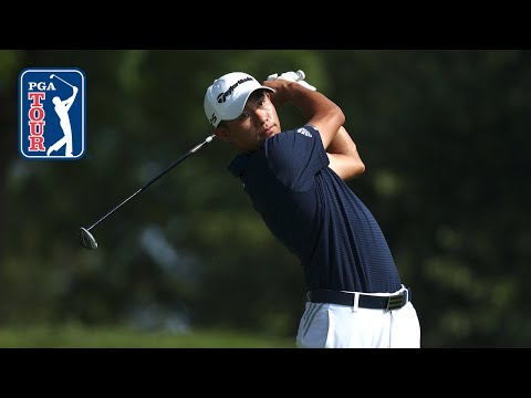 Collin Morikawa shoots 6-under 66 | Round 2 | Workday Charity Open 2020