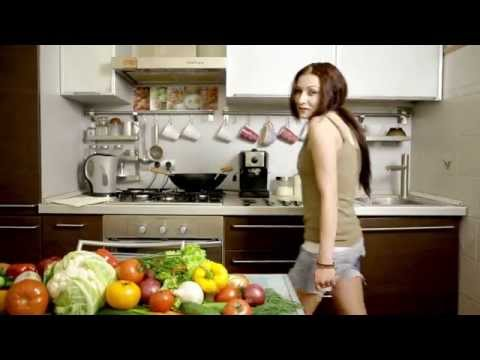 Funny vegetarian commercial   смешная реклама вегитарианства