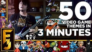 50 Video Game Themes in 3 Minutes | FamilyJules