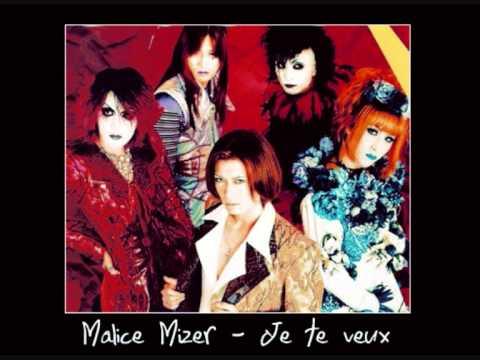 Malice Mizer - Je Te Veux