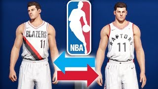 TRADED DIRECTLY AFTER BEING DRAFTED! NBA Live The League! Ep:1