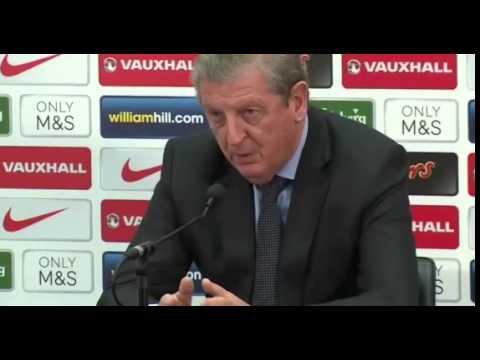 Roy Hodgson says Daniel Sturridge is out of England squad