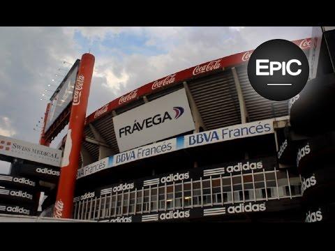 Estadio River Plate / River Plate (Stadium) - Buenos Aires, Argentina (HD)